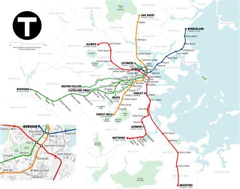 boston metro map metro map of boston metro maps of united states planetolog