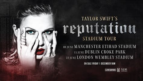 taylor swift reputation tour uk taylor swift s reputation stadium tour how to get tickets