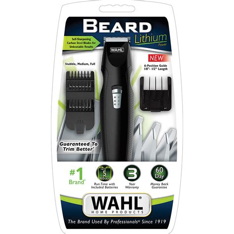 wahl haircut and beard review beard trimmer guard lengths remington mb200 review