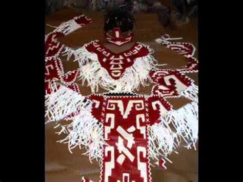 imagenes de trajes aztecas para hombres trajes d danza azteca wmv youtube