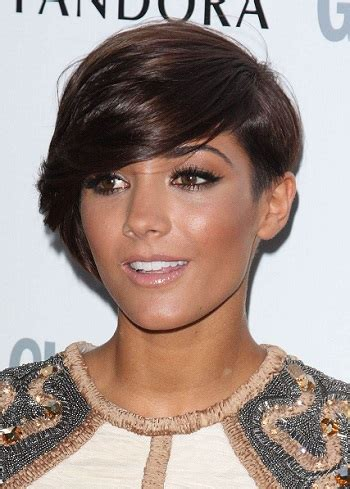ladies short hairstyles for thick hair uk short haircuts for thick hair sophisticated allure
