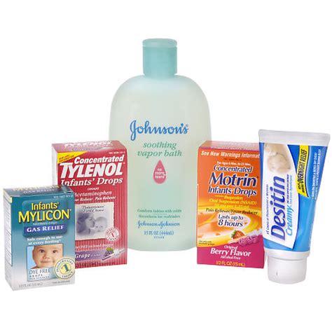 Johnson S Starter Kit free johnson s baby starter kit johnson s baby relief kit