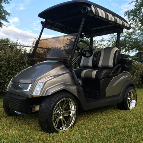 golf cart custom caddy golf cart for sale south florida pete s