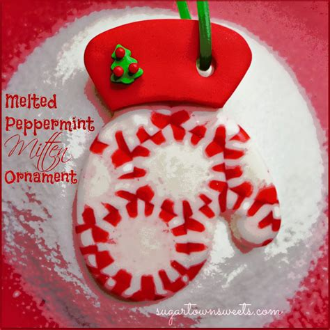 starlight mint christmas tree directions sugartown melted peppermint ornaments mittens