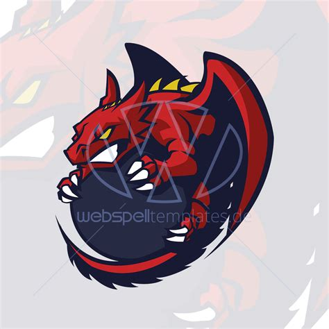 webspelltemplates de webspell templatesvector dragon