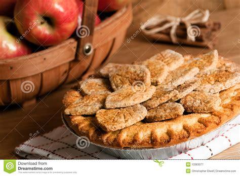 farmhouse apple pie royalty free stock photography image 13363077