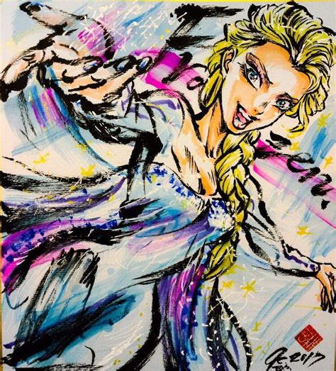 jojo anime art style fanart david productions director kohei ashiya drew elsa
