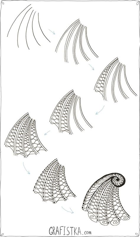 zentangle pattern punzel zentangle pattern steps how to draw a collection of