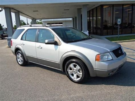 ford suv with 3rd row seating ford freestyle suv mississippi mitula cars
