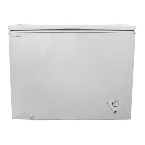 continental electric 7 0 cu ft chest freezer in white
