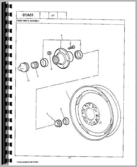 free download parts manuals 2005 ford e series interior lighting ford 641 tractor parts manual