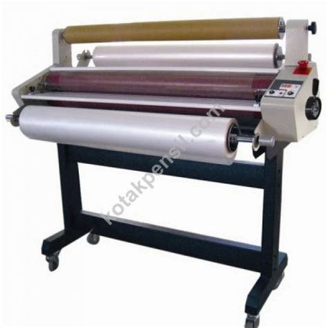 Mesin Laminating Merk Laminator jual mesin laminating roll dynamic 1100 murah