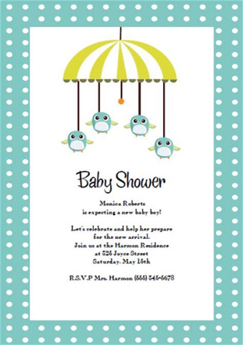 microsoft templates for baby shower baby shower invitation templates for microsoft word