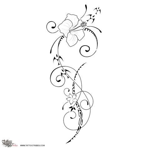 flower tattoo representation ātaahua hibiscus flowers represent beauty femininity and