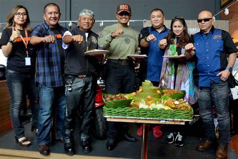 Ulang Tahun Jakarta 2018 Ribuan Bikers Hadiri Ulang Tahun Pertama Anak Elang Harley