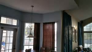 Home Designer Pro Ceiling Height by Cornered Windows Different Ceiling Height Drape Dilemma