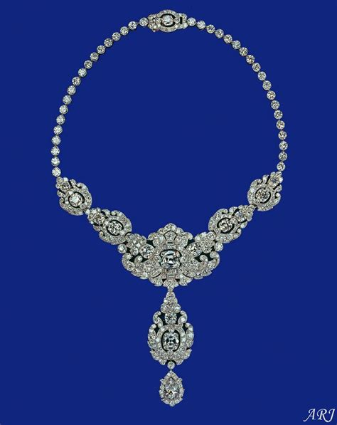 The Necklace by Artemisia S Royal Jewels Royal Jewels The