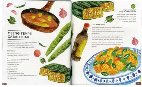 Buku Resep 52 Cooking bara supercook luncurkan buku resep dengan ilustrasi