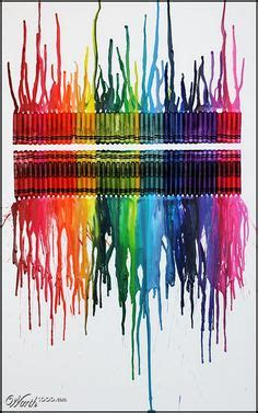 1000 images about construction paper crayon on pinterest 1000 images about melted crayola crayon art on pinterest