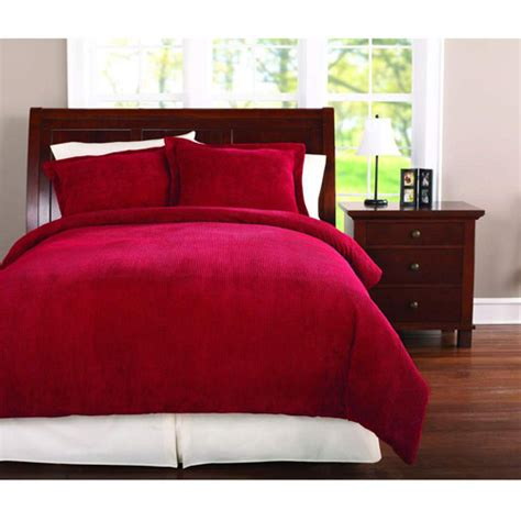 Walmart Bedding by Mainstays Comforter Set Walmart