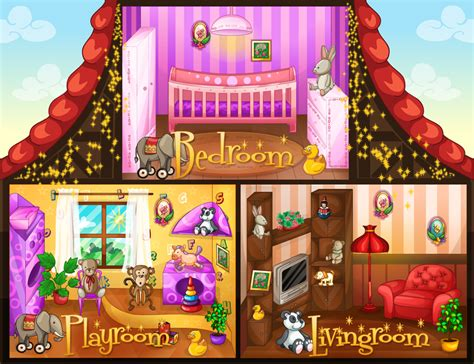home decorating games for girls baby house decor girl games android apps on google play