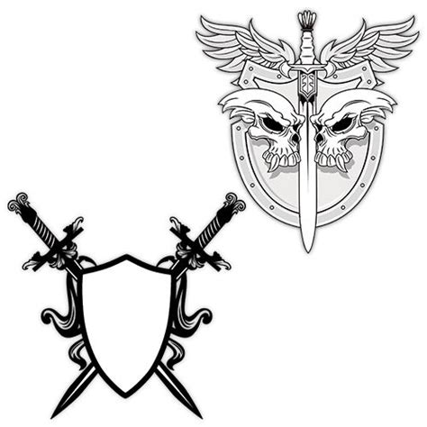 spanish cross tattoos 16 sword designs and their meanings sword