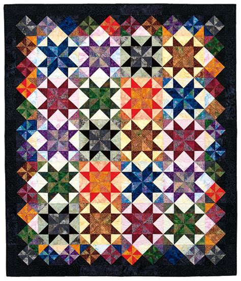 Easy Quilt Patterns Using Quarters by Quarters Tips Easy Quilt Patterns Stitch This