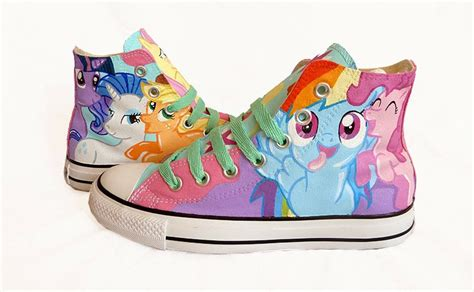 my pony shoes pony chops my pony converse