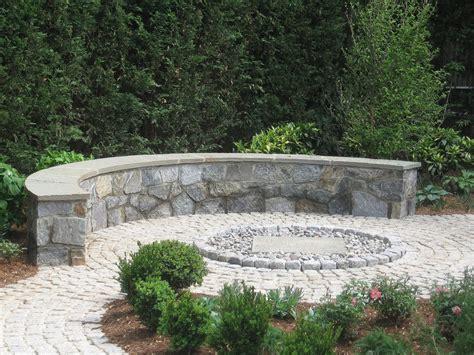 granit feuerstelle natursteinpflaster verlegen beliebte verlegemuster und