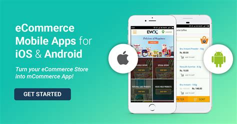 mobile android apps free readymade ecommerce mobile apps for android and ios platforms