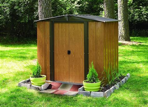 ideas  outdoor sheds  pinterest small