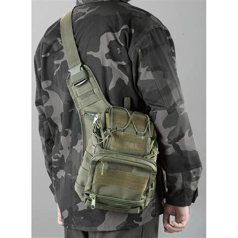 tactical sling bag cactus tactical sling bag 614667 style