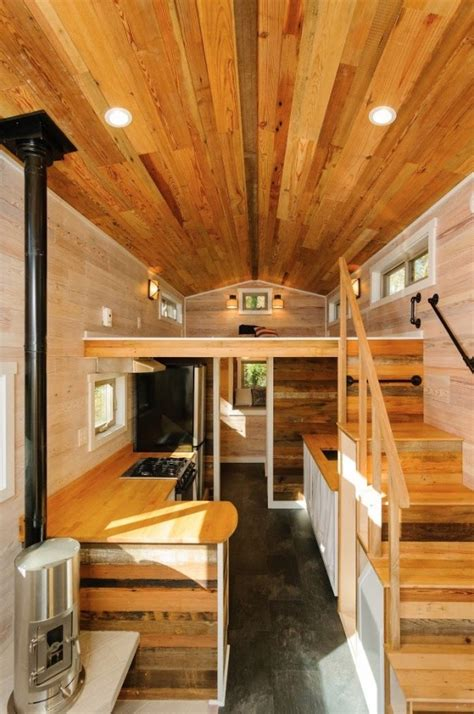 home design exles 240 sq ft axle wishbone tiny home on wheels