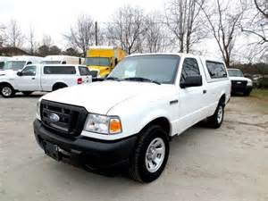 buy used 2008 ford ranger xl 4cyl cer shell 74k