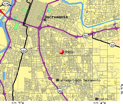 City Of Sacramento Boundary Map L2best Info