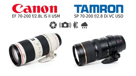 Lensa Tamron 70 200 F2 8 For Canon lens review tamron 70 200 f 2 8 vc usd vs canon ef 70