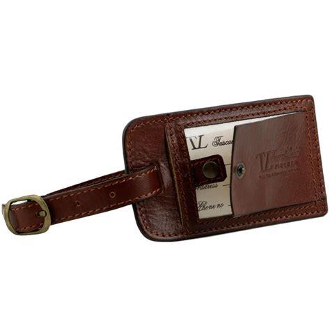 sac de voyage cabine avion en cuir marque tuscany leather