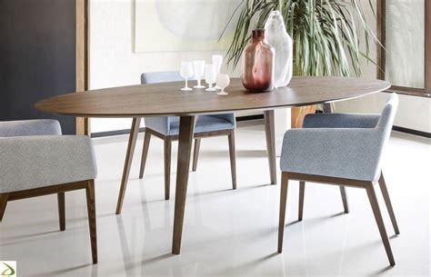tavolo soggiorno legno tavolo rotondo design in legno argos arredo design