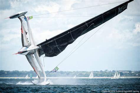 catamaran sailboat capsize spindrift capsizes in dun laoghaire statement from