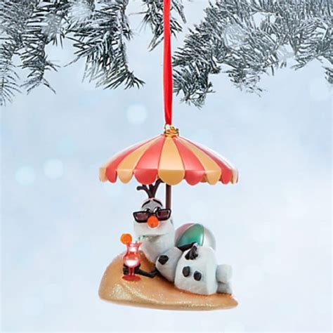 frozen olaf christmas tree ornament whyrll com