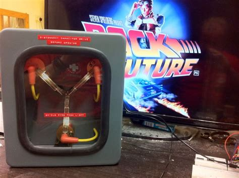flux capacitor make flux capacitor back to the future 15 steps with pictures