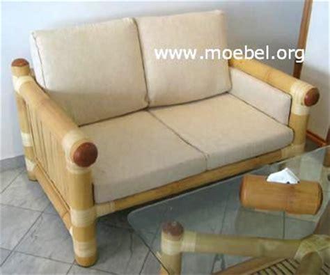 wohnzimmermöbel sofas bambussofas sofas aus bambus