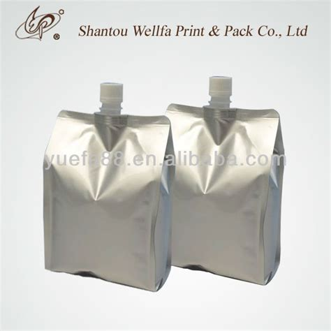500ml custom printed standing pouch with spout buy 500ml
