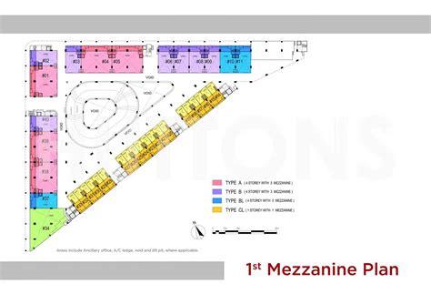 industrial floor plan floor plans t space