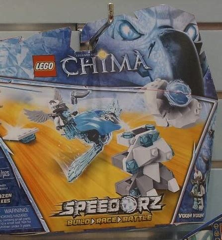 Lego 70151 Legends Of Chimafrozen Spikes T0210 70151 frozen spikes brickipedia the lego wiki