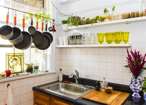 diy pot rack kitchen storage ideas for pots pans bob