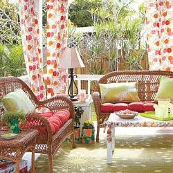 Decorate your porch or patio with these affordable ideas and easy to