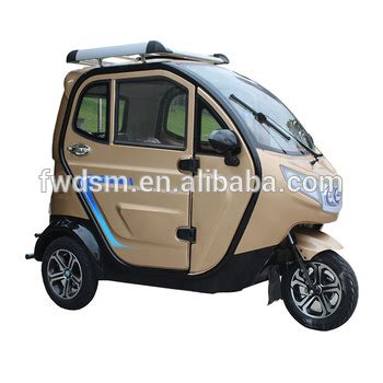 fully enclosed  wheel electric motorcycle