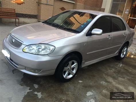 Toyota Corolla For Sale 2007 Used Toyota Corolla Xli 2007 Car For Sale In Peshawar