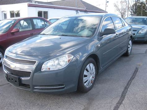 2008 Chevrolet Malibu Mpg by 2008 Chevrolet Malibu Ls 4dr Sedan In Kentwood Mi All